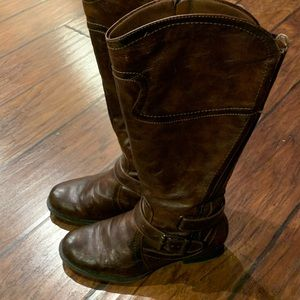 Bare Traps Riding Boots size 7.5 preowned